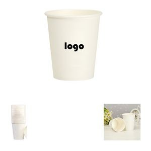 9 Oz Wood Pulp Coated Paper Cup