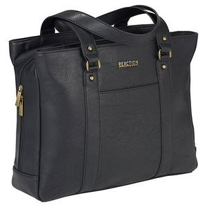 "Kenneth Cole® Triple Gusset 15.4"" Computer Tote"