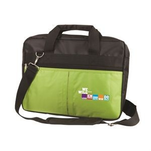 The Entourage Computer Bag - Green